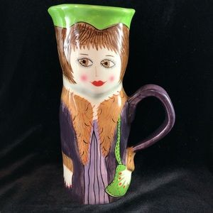 JENNY JAVA BELLA CASA BY GANZ SUSAN PALEY  MUG